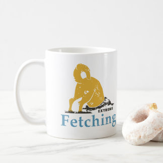 Dog, Extreme Fetching mug