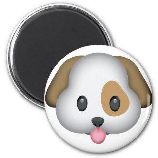 Dog Face Emoji Magnet