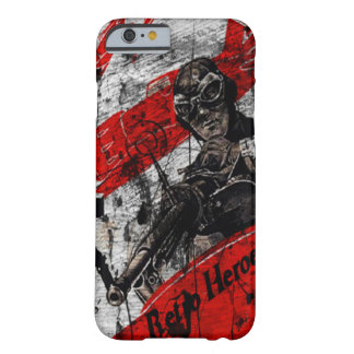 Dog Fight iPhone 6 case Barely There iPhone 6 Case