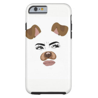 dog Fillter Tough iPhone 6 Case