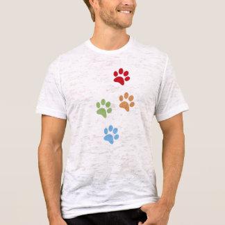 Dog footprint T-Shirt