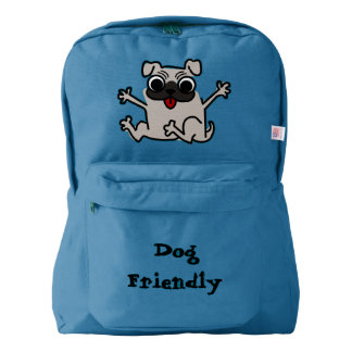 Dog friendly backpack