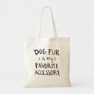 Dog Fur Tote