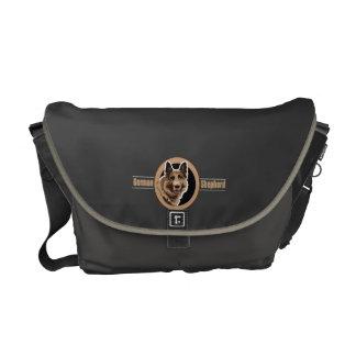 Dog German Shepherd Commuter Bags