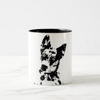 Dog Graphic Mug