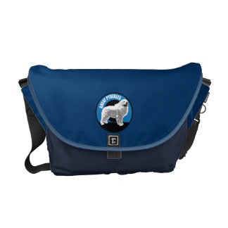 Dog Great Pyrenees Commuter Bag