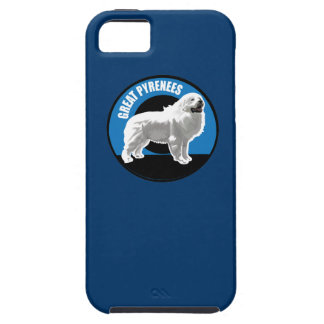 Dog Great Pyrenees iPhone 5 Covers