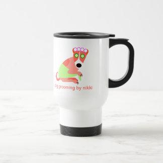 Dog Groomer's Travel Mug