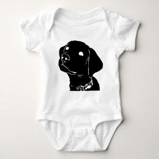 Dog Guide Puppy Baby Bodysuit