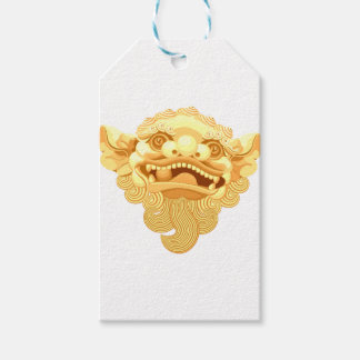 dog head 9.1.2 gift tags