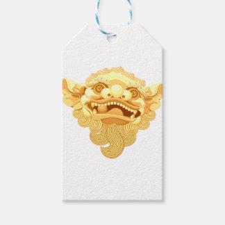 dog head 9.1.2 gift tags