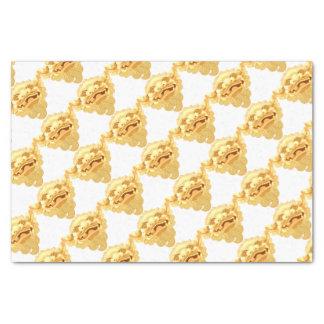 dog head 9.1.2 tissue paper