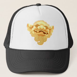 dog head 9.1.2 trucker hat