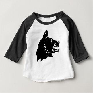 Dog Head Icon Baby T-Shirt