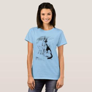 Dog Heaven, the Master's Flock T-Shirt
