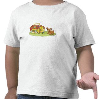 dog HOUSE T Shirt