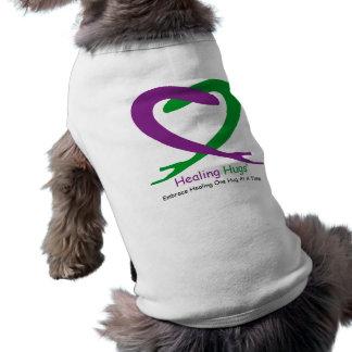 Dog Hug shirt Doggie T Shirt