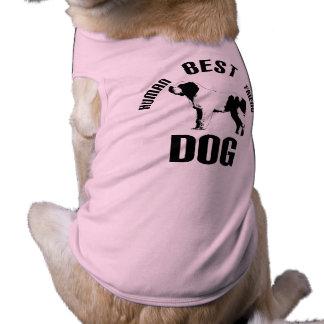Dog Human Best Friend Shirt
