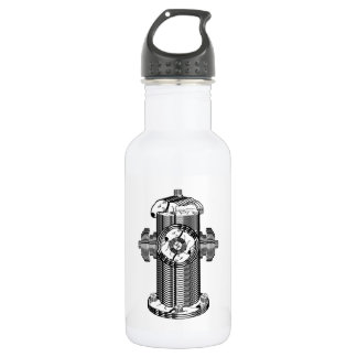 Dog Hydrant 532 Ml Water Bottle