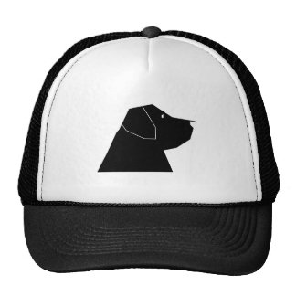 Dog Illustration Trucker Hat