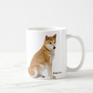 Dog image for  Classic white mug
