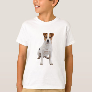 Dog image for  Kids' T-Shirt, White T-Shirt