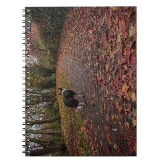 Dog in Carshalton Notebook