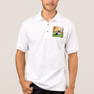 Dog in the Nature Polo Shirt