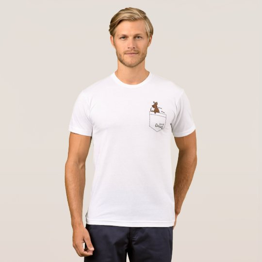 Dog in the Pocket T-Shirt