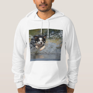 Dog in the Water Hoodie