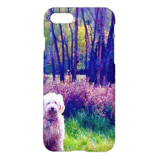 Dog in the Woods iPhone 8/7 Case