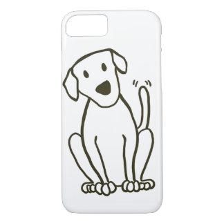 Dog iPhone 7 Case - Labrador Love