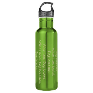 Dog is Everything 710 Ml Water Bottle