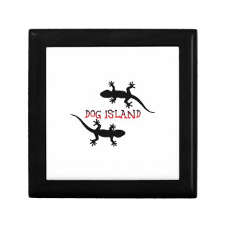 Dog Island Florida. Gift Box