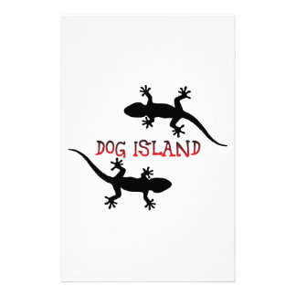 Dog Island Florida. Stationery