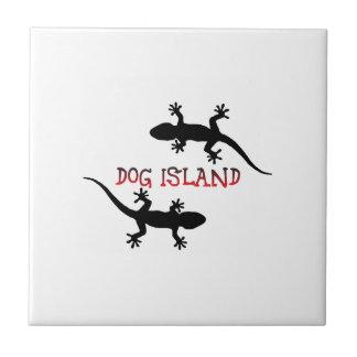 Dog Island Florida. Tile