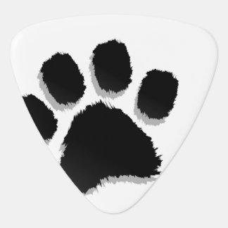 Dog Love Guitar Pick