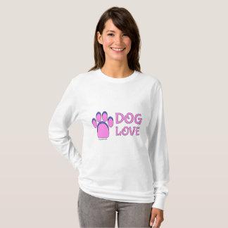 Dog Love long sleeved shirt