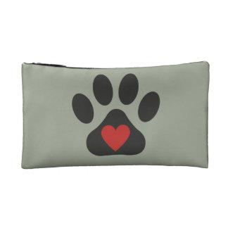 Dog Love Make Up Bag