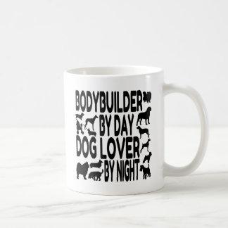 Dog Lover Bodybuilder Coffee Mug