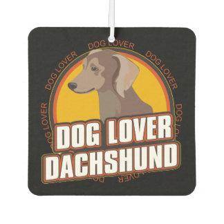 Dog Lover Dachshund Dog Breed Air Freshener