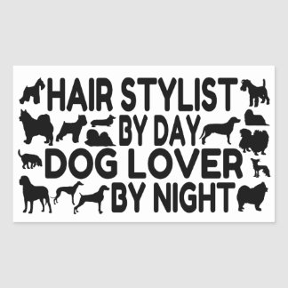 Dog Lover Hair Stylist