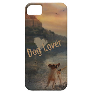 Dog Lover iPhone 5 Cover
