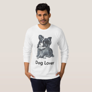 Dog Lover Men's Tshirt