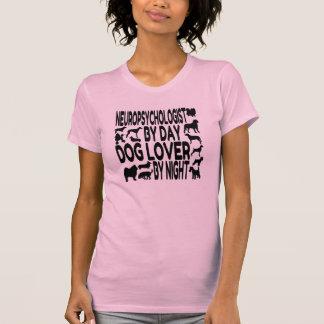 Dog Lover Neuropsychologist T-Shirt