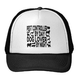 Dog Lover Pest Controller Trucker Hat