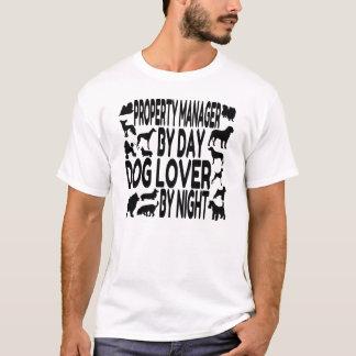 Dog Lover Property Manager T-Shirt