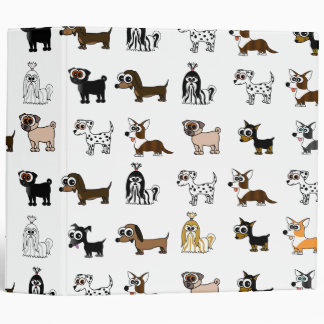 Dog Lover School / Photo Binder