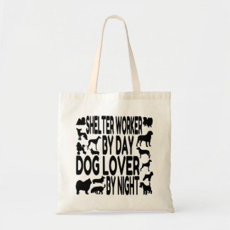 Dog Lover Shelter Worker Tote Bag