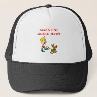 dog lover trucker hat